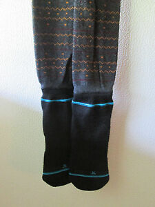 Bootights Boot Tights Shelby Mason Ankle Core Socks Kodiak 3708 Heather Grey S/M