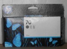 HP 70 Encre c9450a gris pour Designjet z3100 z3200 130 ml 2014 neuf dans sa boîte