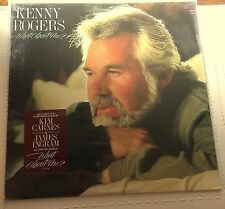 Kenny Rogers What About Me SEALED 1984 Pop Country LP w/ Kim Carnes James Ingram