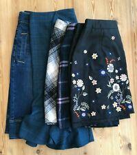 Bundle of 5 skirts size 14 & 16