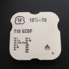 Fhf 710 Uz0F Pallet, Cal. 70 70-1 70-1-2, 70-1-2N, 70-2 70-2N (Nos) watch parts