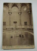 Vintage Hot Spring Bath Early 1900s Rare Un-posted Antique Postcard Collectible