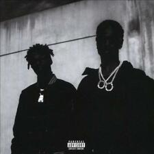 BIG SEAN/METRO BOOMIN - DOUBLE OR NOTHING [PA] NEW CD