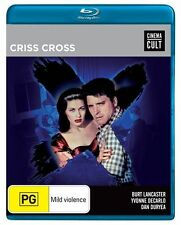 Criss Cross (Blu-ray, 2017)