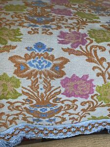 """Vintage Bates Double Full Size Bedspread 93"""" By 97"""""""