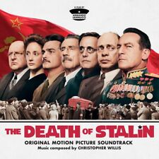 The Death of Stalin [Original Motion Picture Soundtrack] by Christopher Willis (British) (CD, Mar-2018, MVKA)