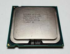 Intel Pentium E5400 2.70 GHz 2.70GHZ/2M/800, SLGTK Socket 775