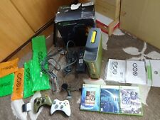 Microsoft Xbox 360 Halo 3 Special Edition Console System Boxed Tested Work