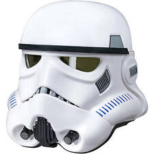 Star Wars Black Series Stormtrooper Voice Changing Helmet - Quick Ship Christmas