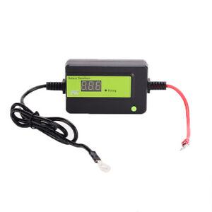 1Green Auto Pulse Desulfator for 2A Lead Acid Battery 12/24/36/48V Circular Ring