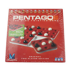 Pentago The Mind Twisting Game 2 Player Edition With Travel Lid 2012