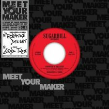 """SUGARHILL GANG/CHIC Meet Your Maker 001 RSD 7"""" NEW VINYL Sugar Hill Rapper's Del"""