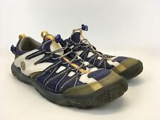 Timberland Mens Hiking Sneakers Shoes Outdoor Performance Blue US Size 11 M