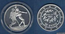 Grèce 2004 10 Euro Handball Jeux Olympiques été Athénes 2004 - Greece