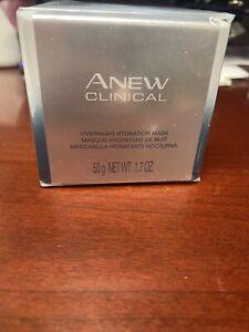 Avon Anew Clinical Overnight Hydration Mask 1.7 fl. oz.