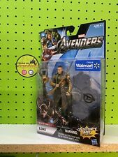Hasbro Original Avengers Walmart Exclusive Loki 6 Inch Action Figure Sealed