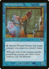 Magic MTG Tradingcard Urza's Saga 1998 Wizard Mentor 112/350