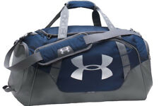 Under Armour UA Undeniable 3.0 Medium 56l Vented Gear Duffle Bag Navy 1300213