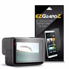 2X EZguardz Clear Screen Protector Shield HD 2X For GoPro Hero 5