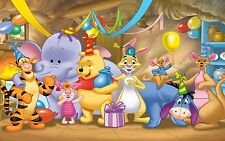 Winnie the Pooh Poster Length: 800 mm Height: 500 mm  SKU: 108