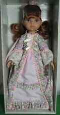 "PAOLA REINA ""CRISTI"" PRINCESS FLOWER DRESS DOLL 13"" TALL BRAND NEW MADE IN SPAIN"