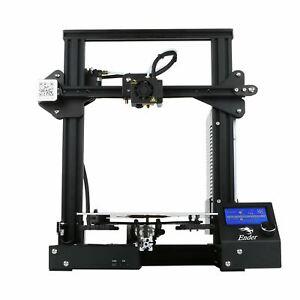 Creality 3D Ender 3 V-slot Prusa I3 DIY 3D Printer Large Printing High Accuracy