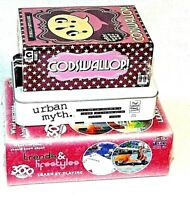 Codswallop! Urban Myth, Trends & Lifestyles 3 Game Bundle