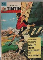 TINTIN n°731 du 25 octobre 19662 - Complet, bel état