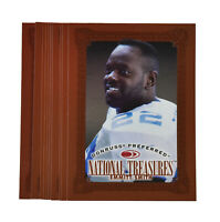 (10) Card Lot 1997 Donruss Preferred Emmit Smith NT #136 HOF NrMt/Mt