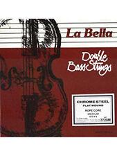 La Bella Rope Core Double Bass Strings