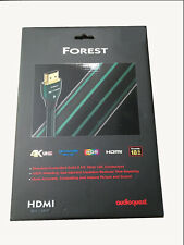 AudioQuest Forest 10 Meter HDMI Cable New In Box