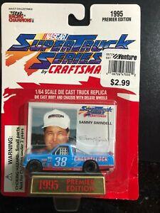 1995 Nascar Craftsman Truck Channellock # 38 Sammy Swindell Premier Edition