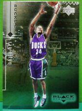 Ray Allen regular card 1998-99 Upper Deck Black Diamond #52