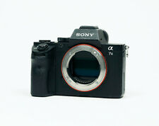 Sony A7 II 24.3 MP Mirrorless Camera
