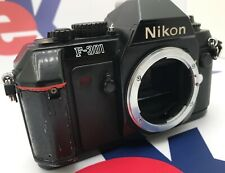 Nikon F301 Spiegelreflexkamera Kleinbild Kamera Foto Analog Film Camera Vintage
