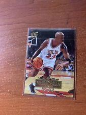 1995-96 Ultra Michael Jordan #25 Bulls