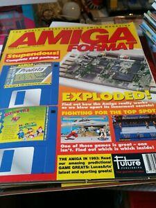 Amiga Format Magazine - Issue 43 February  1993