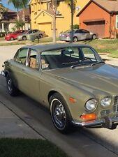 1973 Jaguar XJ6 Sedan