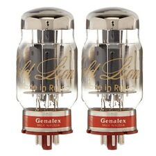 Brand New Genalex Gold Lion Reissue KT88 / 6550 Vacuum Tubes - Matched Pair