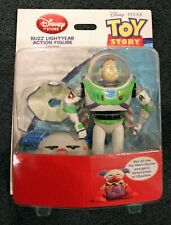 "Toy Story Buzz Lightyear 6"" Action Figure with BONUS Chuckles Piece!"