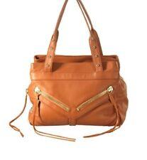 400 Botkier Trigger Brown Leather Medium Shoulder Bag