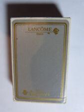 jeu de cartes , LANCÔME PARIS (cp10)
