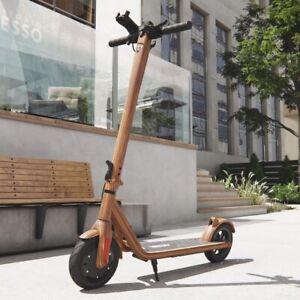 E-Step, VIRON XI-700pro, Elektrische Step - Wood, 700 Watt