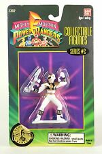Mighty Morphin Power Rangers - Bandai - White Ranger - Collectible Figures - MOC