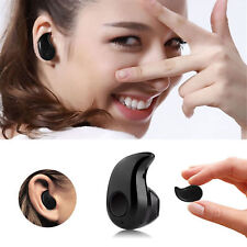 Mini Wireless Bluetooth Stereo Headset Headphone For iPhone 6 Plus Motorola Lg