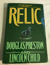 Relic by Douglas Preston & Lincoln Child (1995, Hardcover, Very Good)