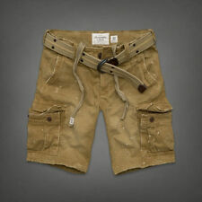 Abercrombie & Fitch Cargo Regular 34 Size Shorts for Men