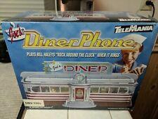 New Joes Diner  Phone Telemania musical telephone vintage