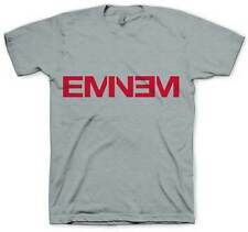 EMINEM - New Logo on Grey:T-shirt - NEW - LARGE ONLY