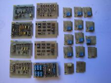 Lot of Control Parts from Starrag CNC Machine AR1 G68.1 SS7 AC28 AC27 AC34...